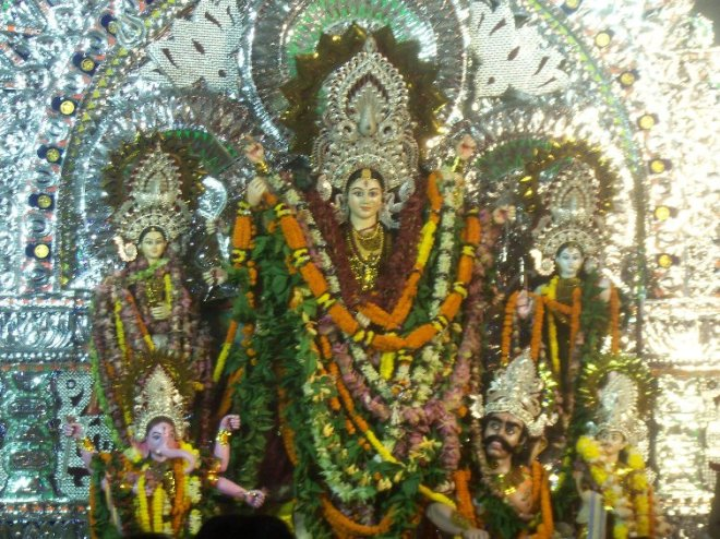 Durga Puja FEstival, East India