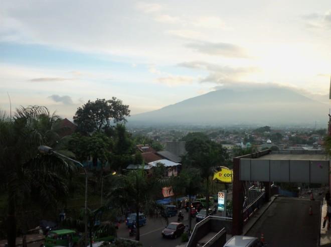 Salak mountain faraway - 2