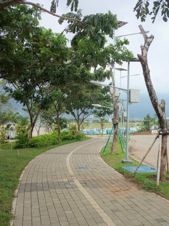 Pedestrian Boulevard BSD
