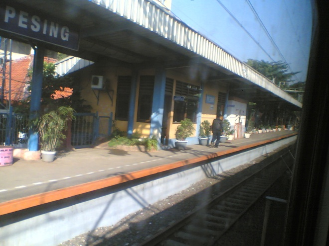 Stasiun Pesing