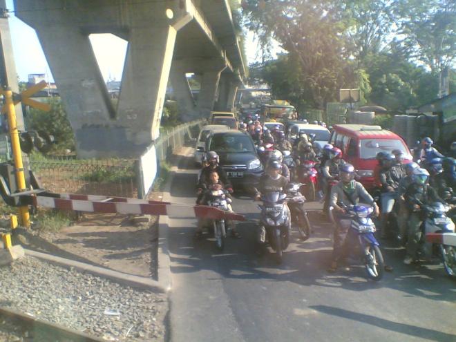 Jl. Daan Mogot Jakarta Barat, kawasan Pesing