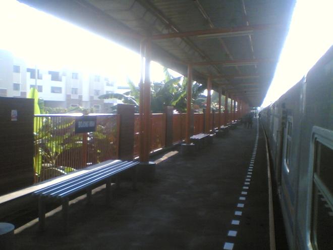 Stasiun Bojong Baru