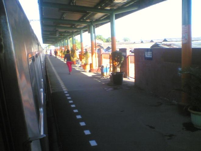 Stasiun Kali Deres