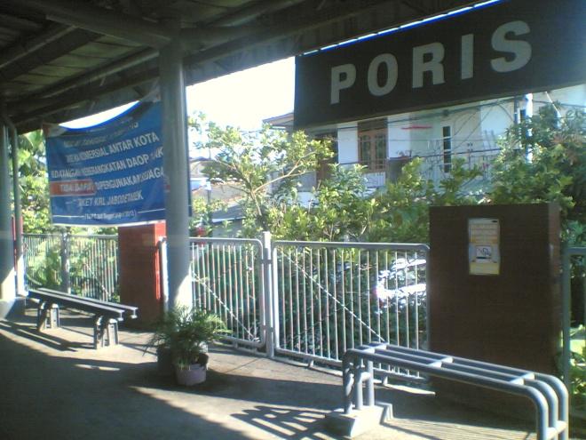 Stasiun Poris