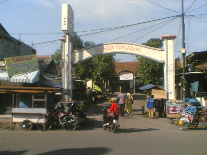 Stasiun Tangerang