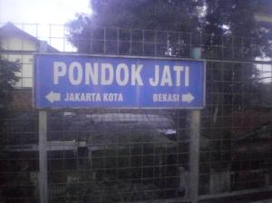 Stasiun Pondok Jati