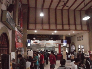 Loket Stasiun Jatinegara