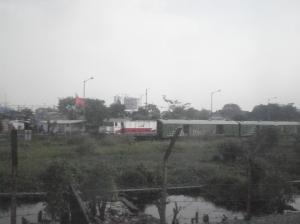 Kereta Barang / Kargo menuju arah Tanjung Priok