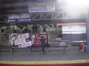 Stasiun Kampung Bandan