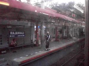 Stasiun Rajawali