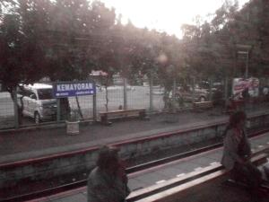 Stasiun Kemayoran