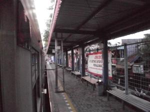 Stasiun Sentiong (2)
