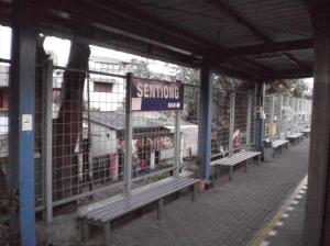 Stasiun Sentiong