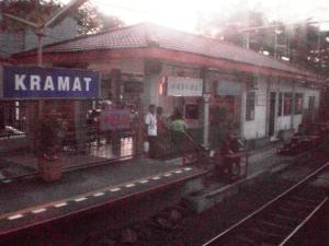 Stasiun Kramat