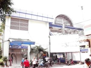 Gedung Stasiun Serpong