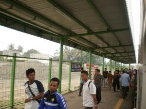Stasiun Cisauk 1