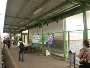 Stasiun Cisauk 2