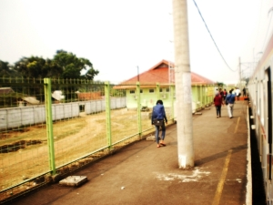 Stasiun Cicayur 1