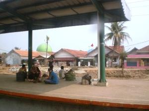 Stasiun Parung Panjang 4