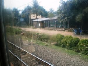 Rumah-rumah penduduk desa 1 (Tenjo - Tiga Raksa)