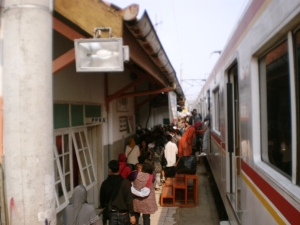 Stasiun Maja 2