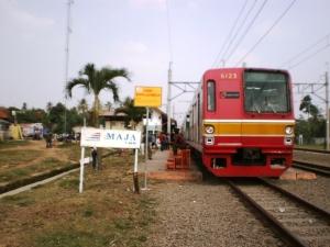 Stasiun Maja 1