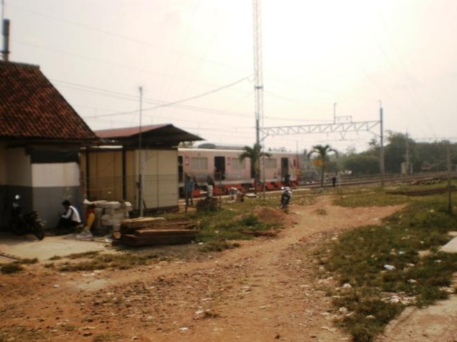 Maja Railway Station (2)