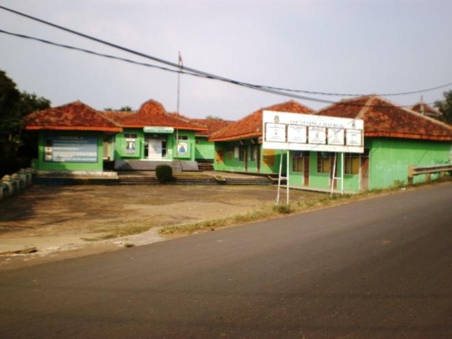 Kantor Pemerintahan Kecamatan Maja