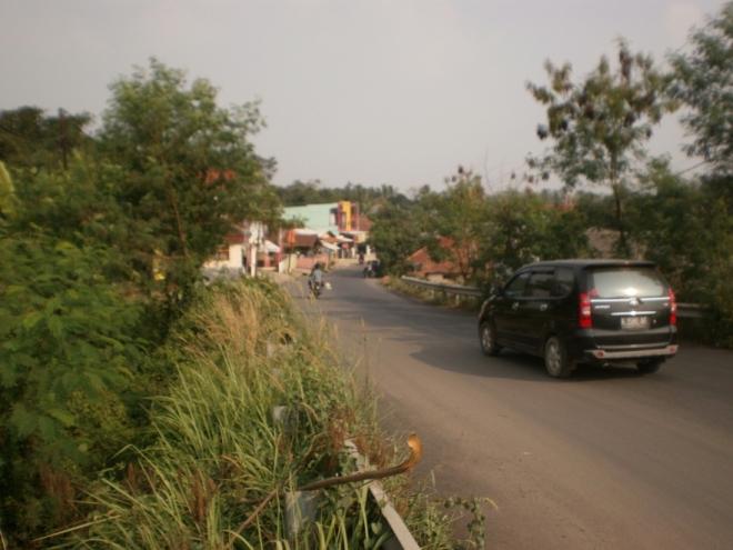 Jalan di Maja (1)