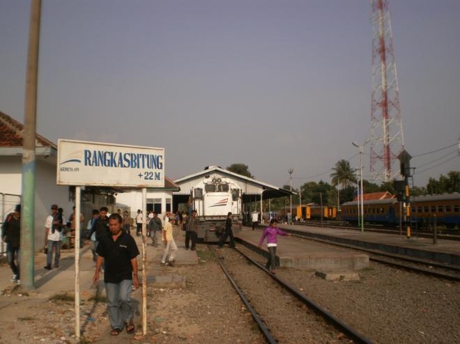Rangkasbitung Station
