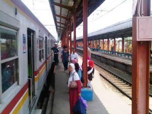 Stasiun Citayam (2)