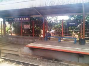 Stasiun Citayam (1)