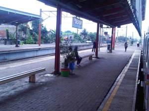 Stasiun Depok (3)