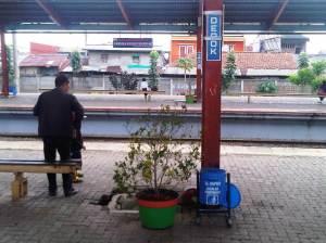 Stasiun Depok (1)