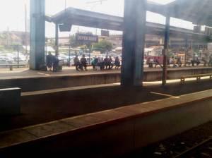 Stasiun Depok Baru (2)