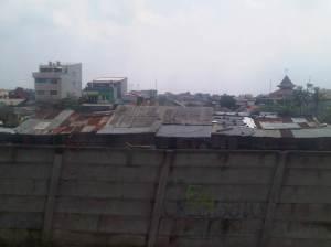 suasana kiri kanan Kota Depok (2)