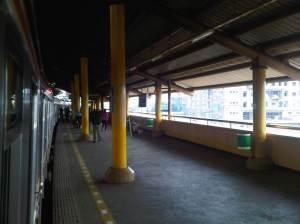Stasiun Gondangdia (1)