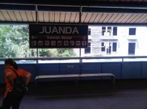 Stasiun Juanda (1)