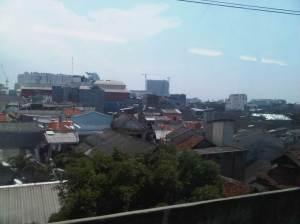 Pertokoan dan pemukiman sekitar Mangga Besar (2)