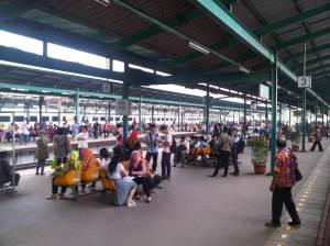 Stasiun Manggarai (2)