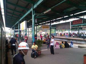 Stasiun Manggarai (1)