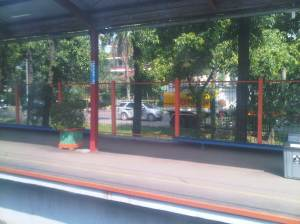 Stasiun Univ Pancasila (1)