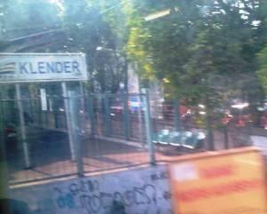 Stasiun Klender 1