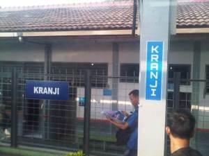 Stasiun KRanji 2