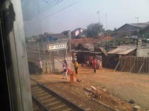 Stasiun Kranji 1