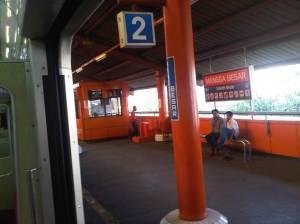 Stasiun Mangga Besar 2