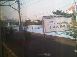 Stasiun Juanda 1