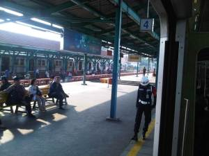 Stasiun Manggarai 3