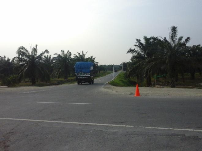 Alternative road to Batang Kuis / Lubuk Pakam
