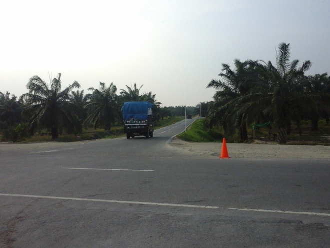 Alternative road to Batang Kuis / Lubuk Pakam